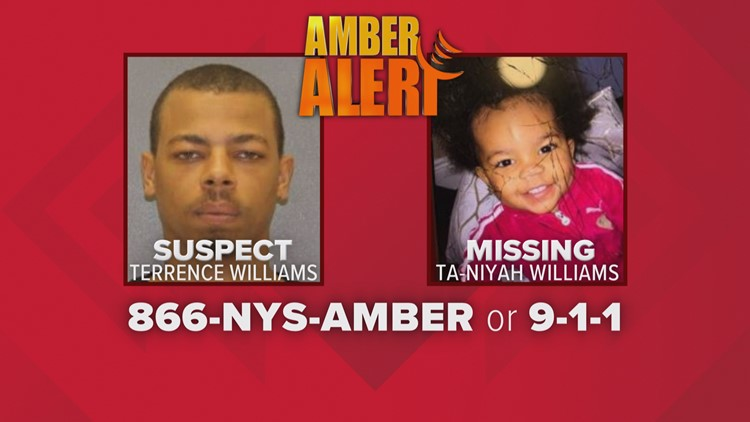 Missing Rochester toddler found safe, Amber Alert canceled