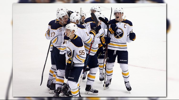 Sabres return home in search of seventh straight win