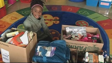 WNY'S Great Kids: Medina 7-yr-old Helps the Homeless