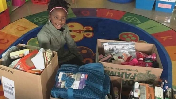 WNY'S Great Kids: Medina 7-yr-old Helps the Homeless