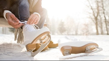 Outdoor ice skating returning to Niagara Falls