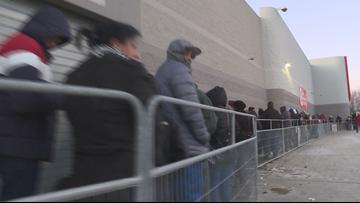 Black Friday shopping underway in Western New York