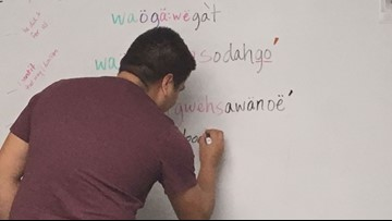 Preservation of an ancient language