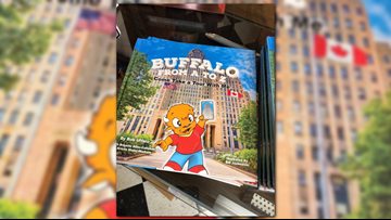 A new book helps kids explore historic sites in the Queen city