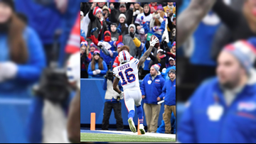 Foster among Bills youngsters performing well