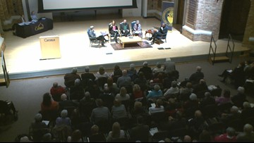Catholic Church leaders talk about young adults & faith