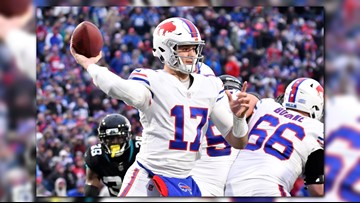 Bills-Jets Clash Offers Check On Young QB's