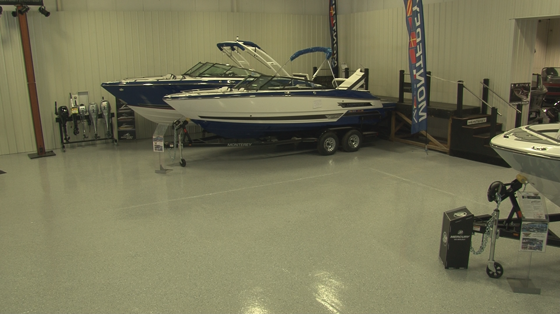 Boat sales up amid the pandemic
