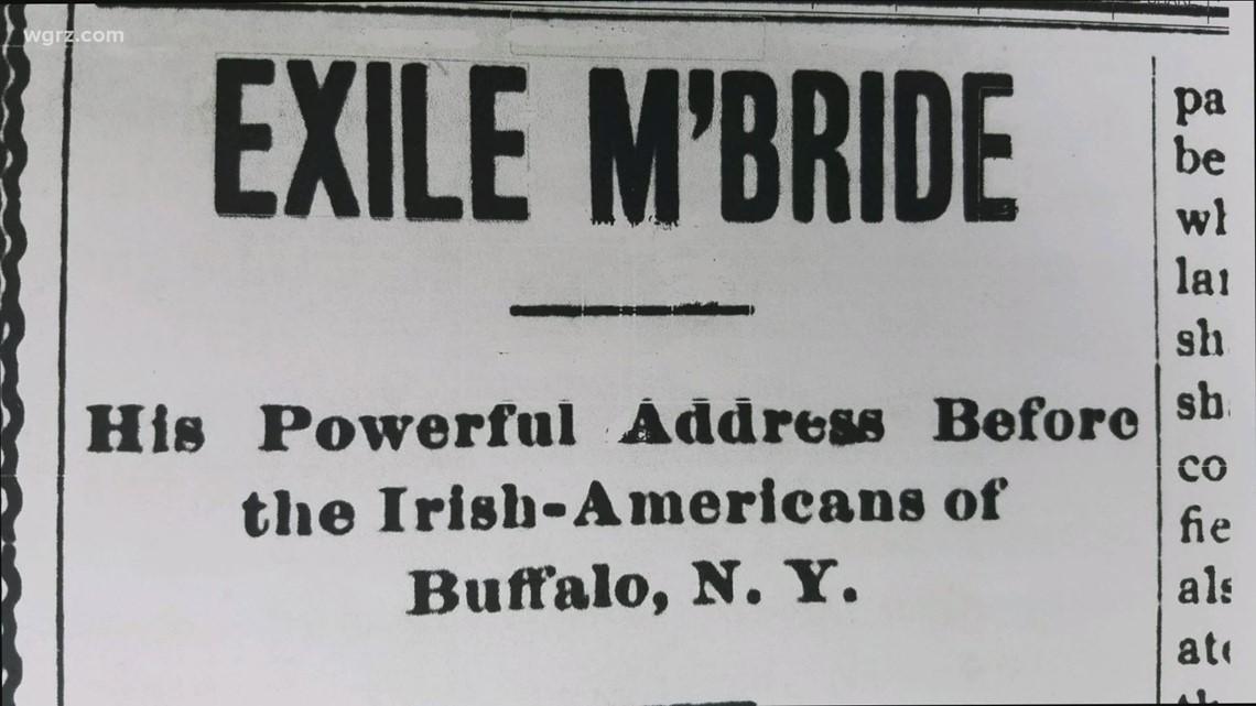 Unknown Stories: Exile McBride