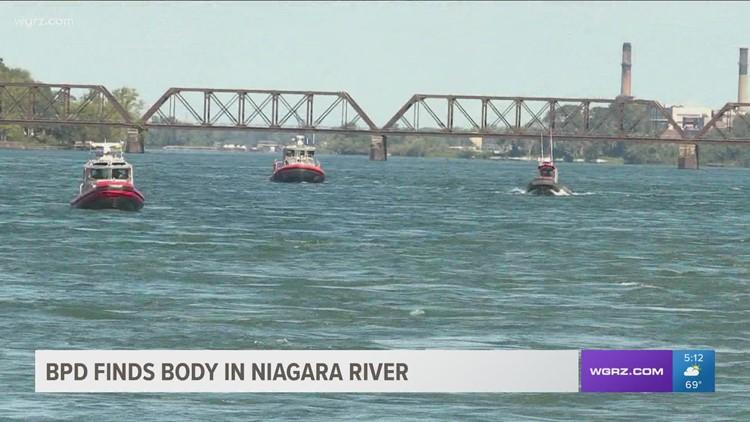 BPD Finds Body In Niagara River