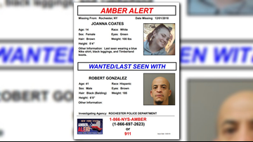 Amber Alert issued for abducted 14-year-old girl has been cancelled