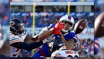 Buffalo Bills release WR Kelvin Benjamin