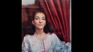 Maria by Callas opens in WNY