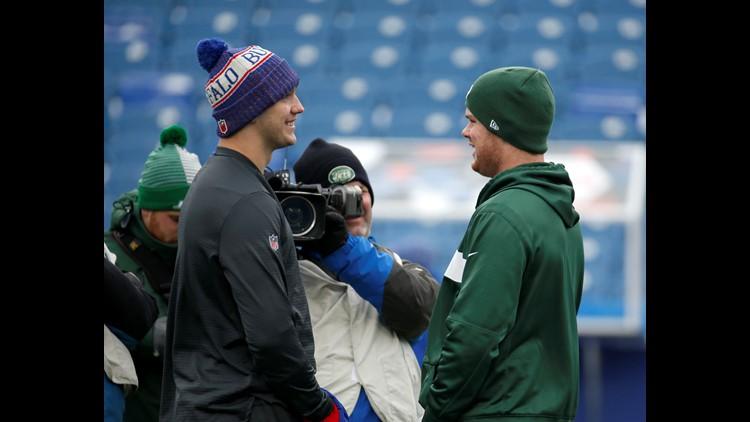 GAME BLOG: Jets defeat Bills, 27-23