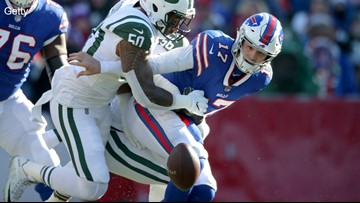 Turnovers and poor special teams play cost Bills in loss to Jets