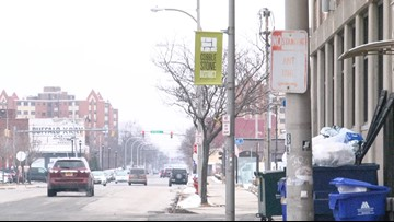 Buffalo proposes to add 500+ parking spaces downtown