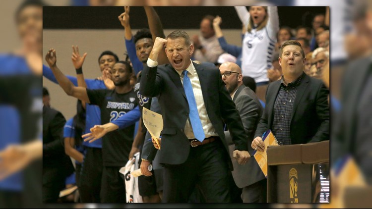 UB men's basketball ranked 14th in the country
