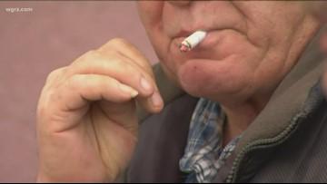 CDC: 20% of non-smokers exposed to secondhand smoke on job
