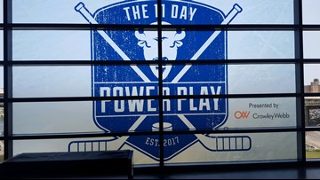 The 11 Day Power Play: Everyone has a story
