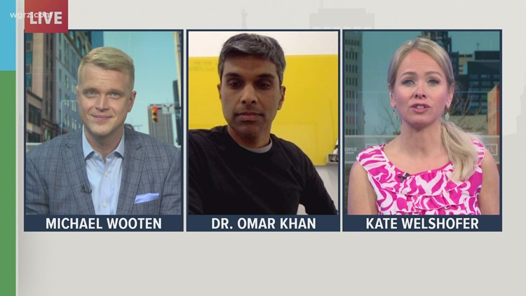 Thursday Town Hall: Dr. Omar Khan, a University of Toronto professor, discusses COVID issues in Ontario