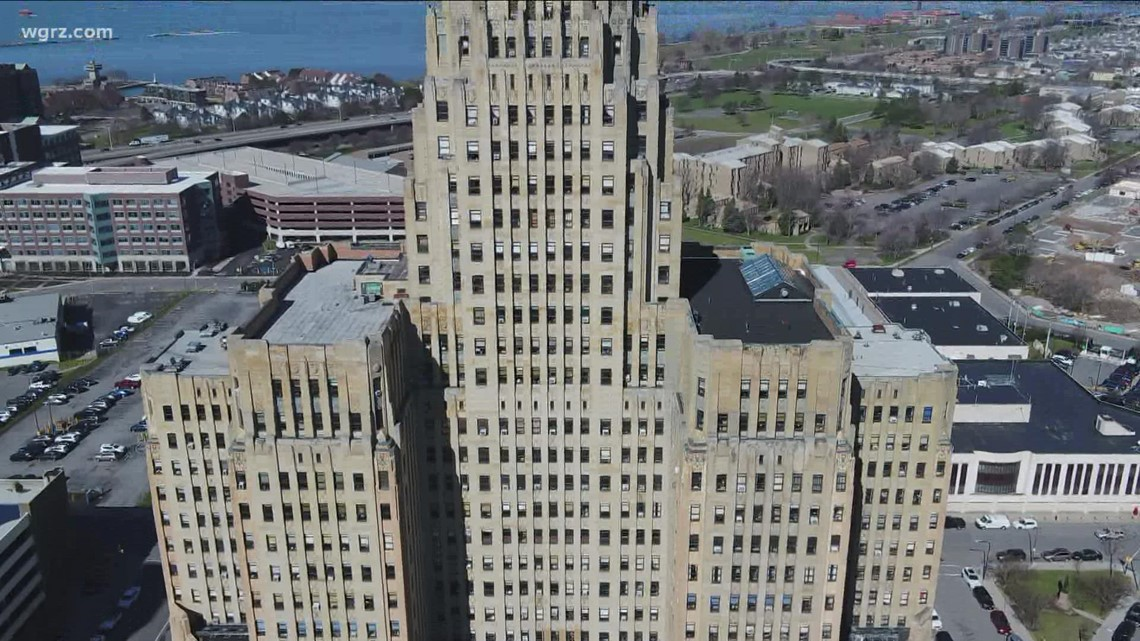 Mask requirement returning to Buffalo city hall