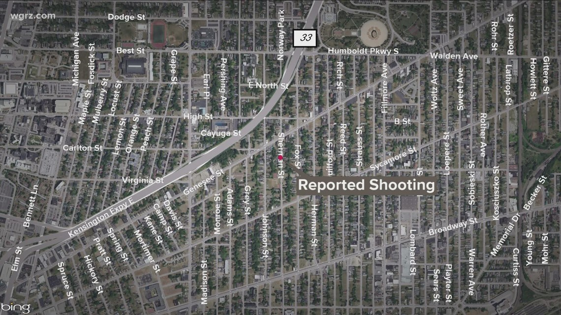 Man in stable condition after shooting