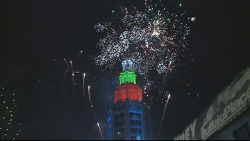 Buffalo ball drop expected to be especially busy this year