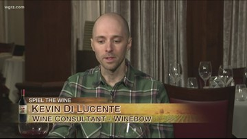 Kevin is joined by Wine Consultant Kevin Di Lucente