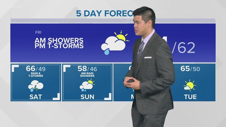 Storm Team 2- 11 PM forecast: 10/14/21 Lam