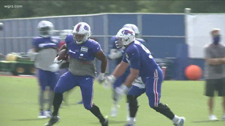 2 On Your Side Town Hall: Buffalo Bills camp