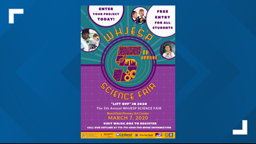 The 5th Annual Willie Hutch Jones Education Sports Science Fair - March 7th