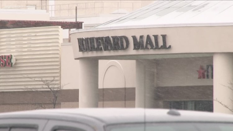 Nick Sinatra to bid on Boulevard Mall