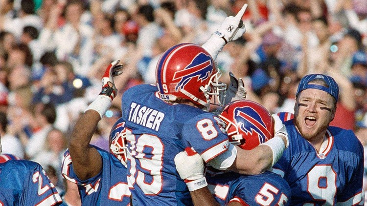 Several former Buffalo Bills players nominated for Pro Football Hall of Fame