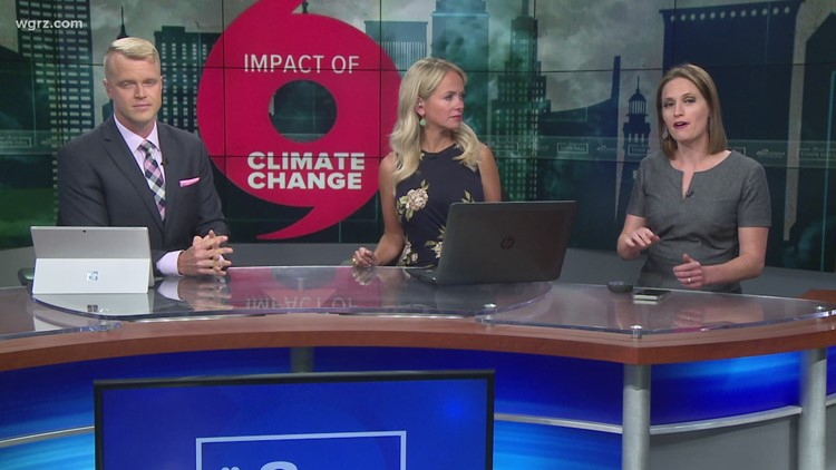Wednesday Town Hall: Heather Waldman discusses climate change