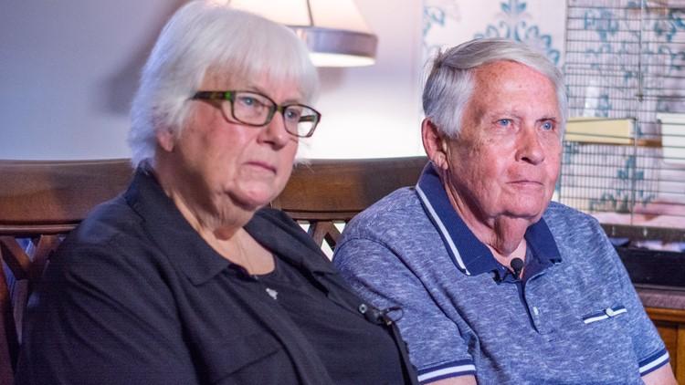 Jim and Evelyn Roycroft