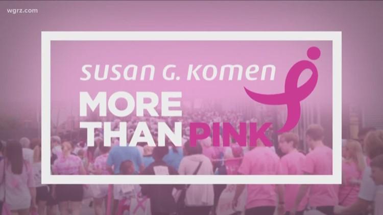 Susan G Komen Upstate NY  Virtual MORE THAN PINK WALK