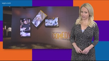 Most Buffalo story of the day: 'national comedy center'