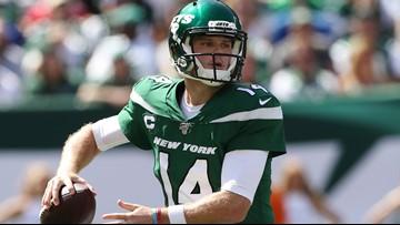 Jets lose Trevor Siemian for season, Sam Darnold getting better