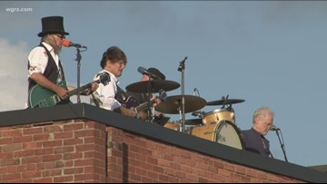 Larkinville concert pays tribute to The Beatles on historic date