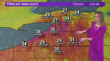 Storm Team 2 Heather Waldman Has Your Early Evening Forecast For February 17, 2020