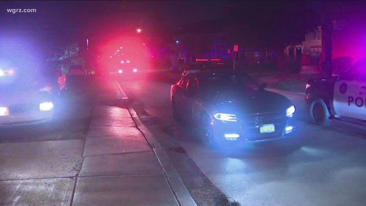 Buffalo Police: 17-year-old girl shot, killed while inside a vehicle on Lisbon Avenue