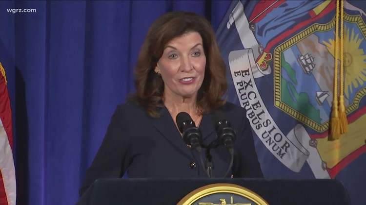 Poll: Hochul leads among Democrats ahead of June primary