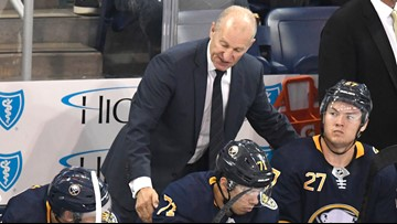 Sabres head coach Ralph Krueger: 'It's starting to feel like home here'