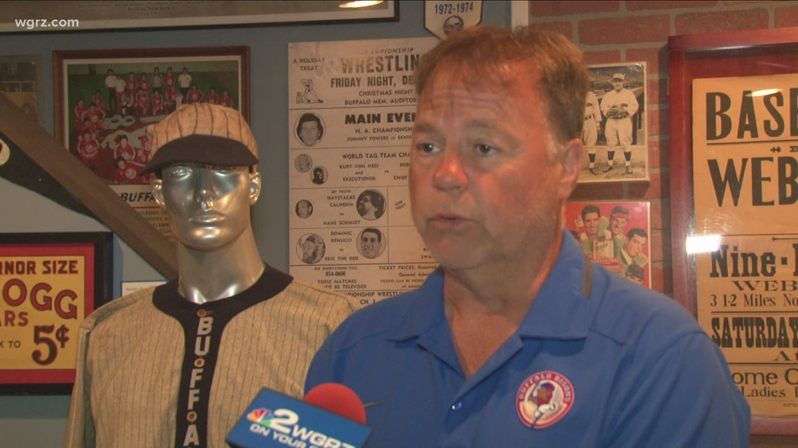 Unknown Stories: The history of the MLB in Buffalo