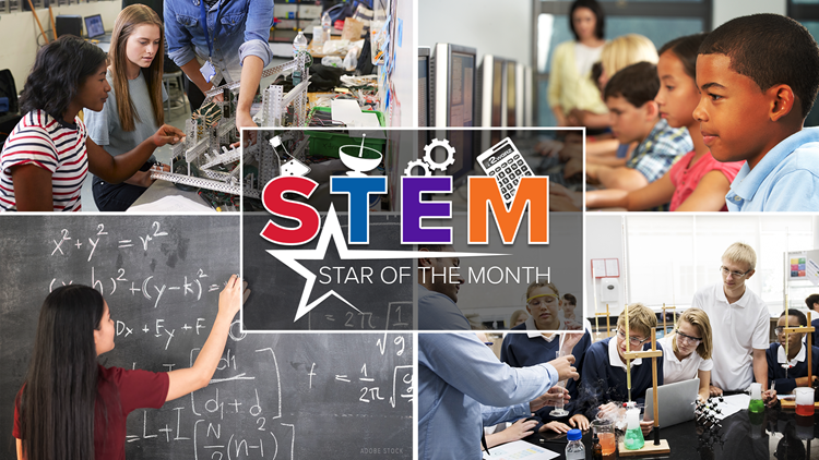 Series announcement: WGRZ STEM Star of the Month