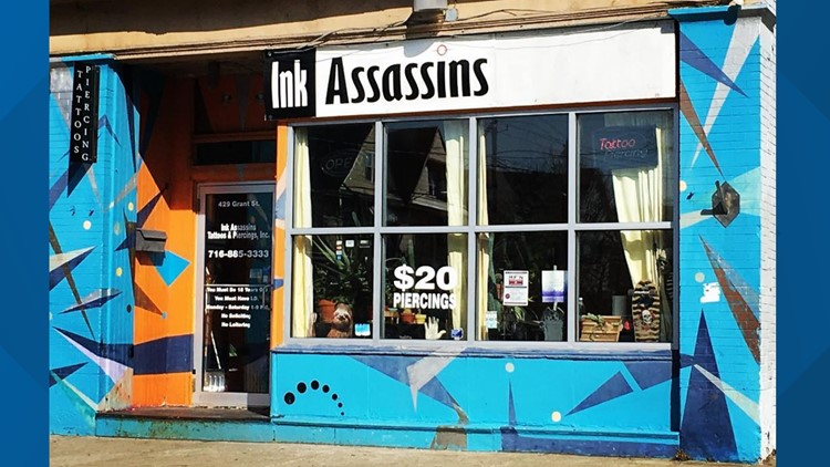 Ink Assassins