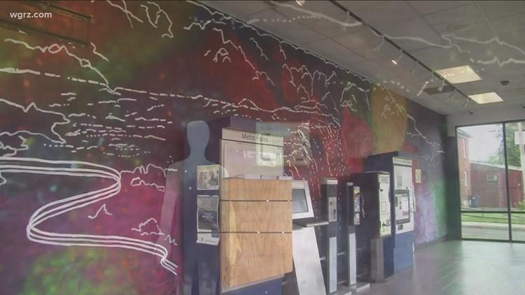 Award-winning artist to unveil new public art installation in Niagara Falls