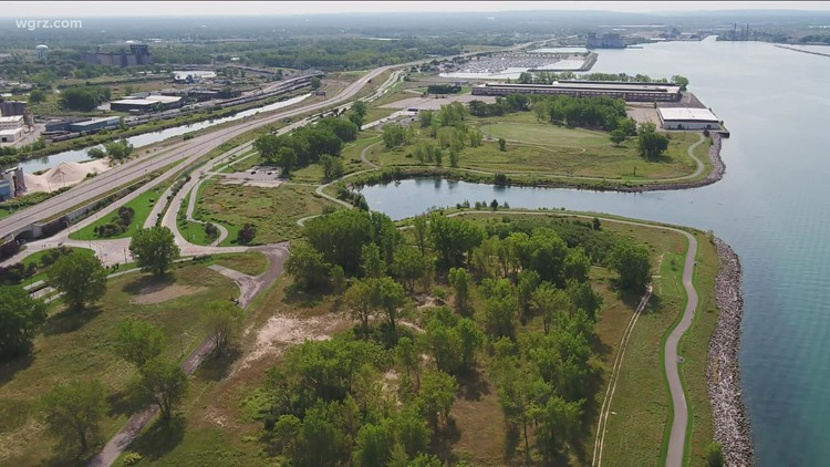 Outer Harbor events center construction to get underway this fall