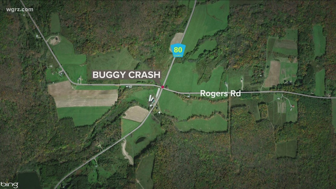 4 Kids Hit By Truck While in Amish Buggy