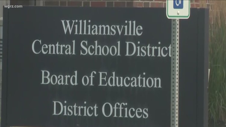 Williamsville Central School District School Board election being held on Tuesday